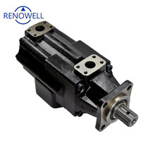 Renowell T6GCC High Pressure crane hydraulic pump penis enlargement for factory use