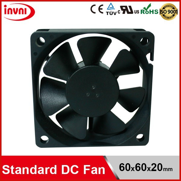Standard SUNON 12V National Electric Fan 60x60x20mm (EE60201B1-0000-999)