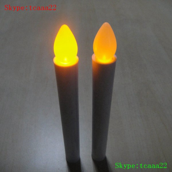 2014 NEW hotel and restaurant supply rechargeable led candle
