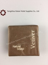 customized classic pearl white soap with factory price