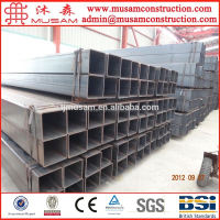 Rectangular tube steel dimensions, 10-900mm width
