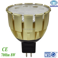 factory price mr16 led mr16 dimmable recessed spot light mr16 Dimmable light---replacement 50W halogen lamp