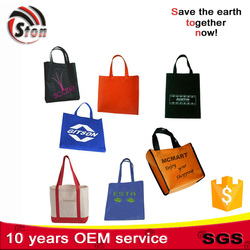 2015 Latest Design, Top-Quality Hot-Sale Laminated RPET ECO Tote Bag from Factory Directly