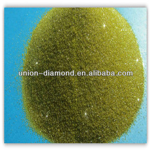 RVD yellow Synthetic diamond dust powder for grinding wheels