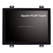 capacitive touch open frame 10 inch with HDMI input