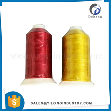 100% polyester cross stitch thread super quality 100% polyster 120d/2 embroidery thread embroidery polyester thread 120/2