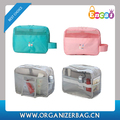 Encai Colorful Waterproof Cosmetic Bag Hanging Travel Toiletry Bag