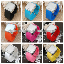 2013 UK fashion mirror led watch hot sale