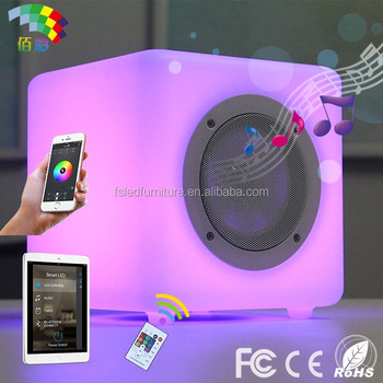 plastic box bluetooth sound bar wireless microphone speaker