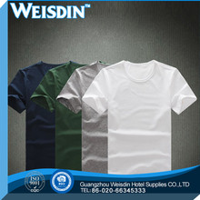 140 grams wholesale spandex/polyester uv activated color changing tshirt