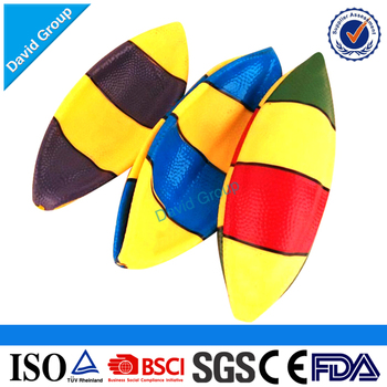 Certified Top Supplier Promotional Wholesale Custom Inflatable Rugby Ball Outfit