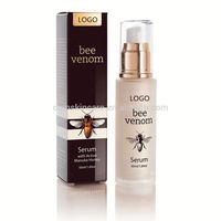 Wholesale Private Label Pure Bee Venom Serum with Active Manuka Honey
