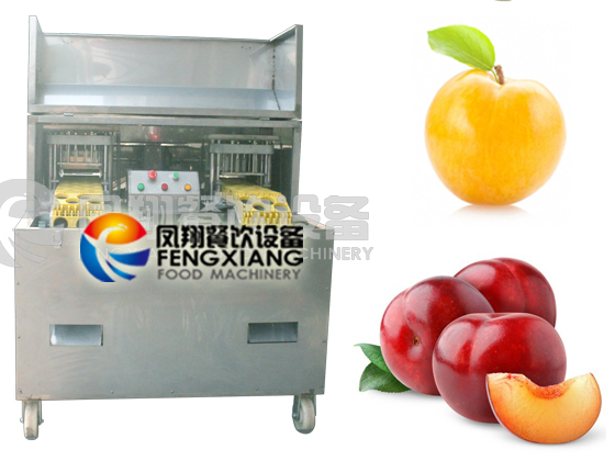 CL-I plum pitting machine , cherry pitter , apricot stoner machine