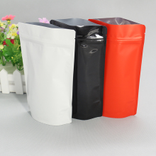China factory stand up transparent plastic chips packaging bags