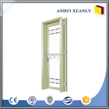 Wooden aluminum used sliding glass doors sale
