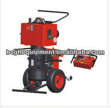 frofessional team BS-307 cutting machine for concrete wall