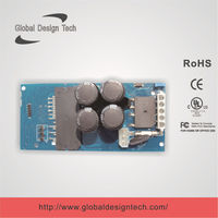 Brushless intelligent Motor Controller/ Driver Board for 480W 2A Circular Saw/Driver Panel/36v brushless motor controller