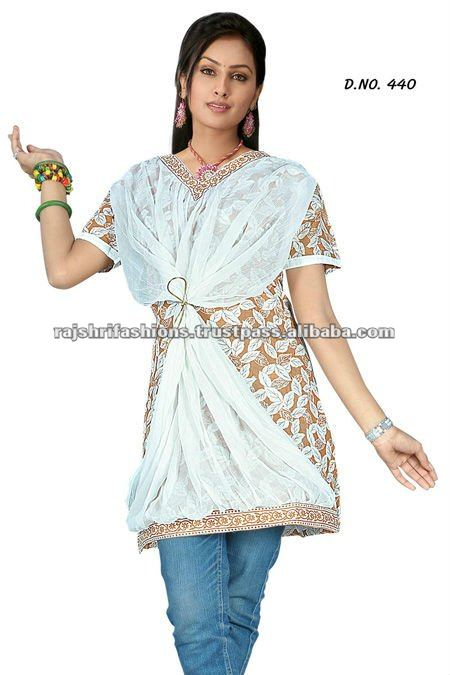 Indian fancy Kurti Top