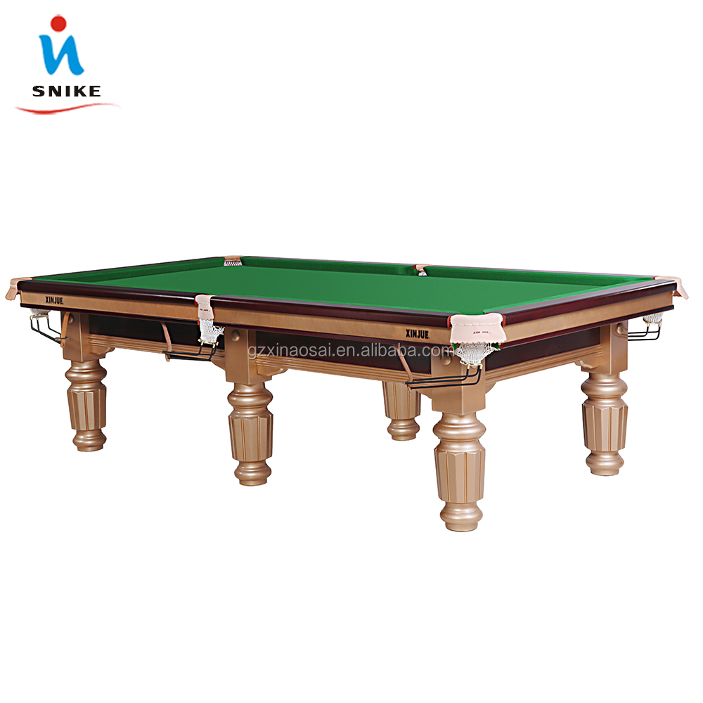 Home used and classic used slate pool tables