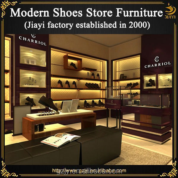 Fashion wood classic shoes cabinet furniture for shoe stand display