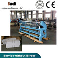 four knife cardboard slotting and corner cutting machine