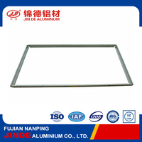 High quality extrusion aluminum solar panel frame with low price