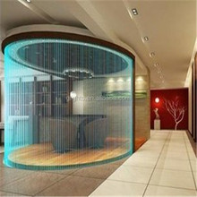 Professional waterfall curtain optic fiber lighting from factory