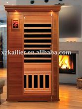 cheap news infrared sauna room (KLE--R1)