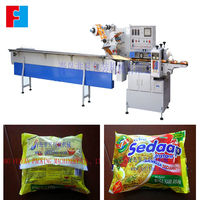 Autotmatic high speed horizontal Instant Noodle packaging Machines