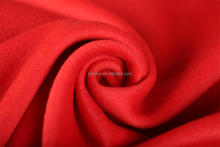 90%wool+10%nylon double side over coating woolen fabric garment fabric cloth fabric