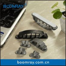 2014 Hottest Salling High Quality PP Cable Clip Rubber Wire Holder dongguan poly film plastic products