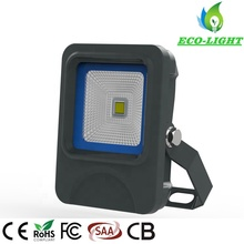 Ce RoHS IP66 Rainproof 10W <strong>LED</strong> COB Flood Light