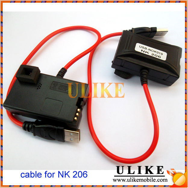 Unlocking Cable for Nokia 206 model
