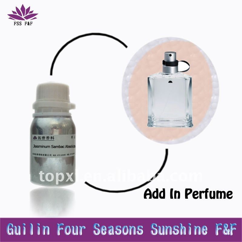 Jasminum sambac absolute oil - Perfume concoctions