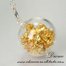 Decorative Clear and Diamond Hanging Glass Ball