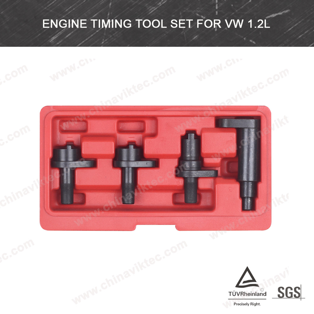Engine Timing Tool Set for VW Polo, Lupo 1.2L 3 Cylinder Engines(VT01090)
