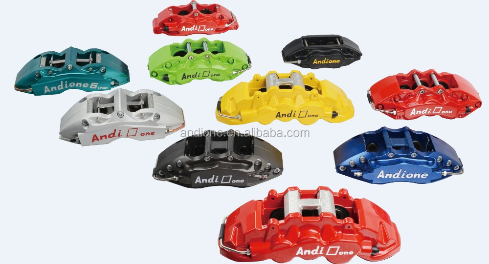 High performance Auto Racing Brake Calipers Manufactures for BMW AND BENZ