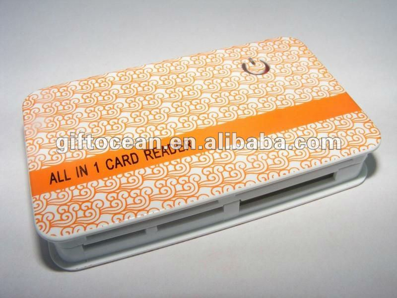 all in 1 multifunction promotional card reader