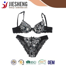 2015 new design fashion sexy girls bra and panty