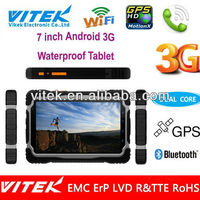 7 inch Android 4.2 OS 3G Rugged Tablets PC