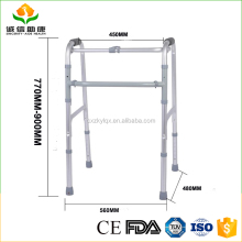 Aluminum adjustable reciprocating Folding pulpit Walker ZX700L
