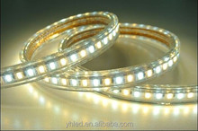 Color Temperature adjustable SMD5630 Warm White+Cold White Led Strip