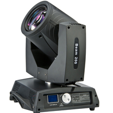china led beam manufacturer 5r sharpy beam 200w spot wash moving head light