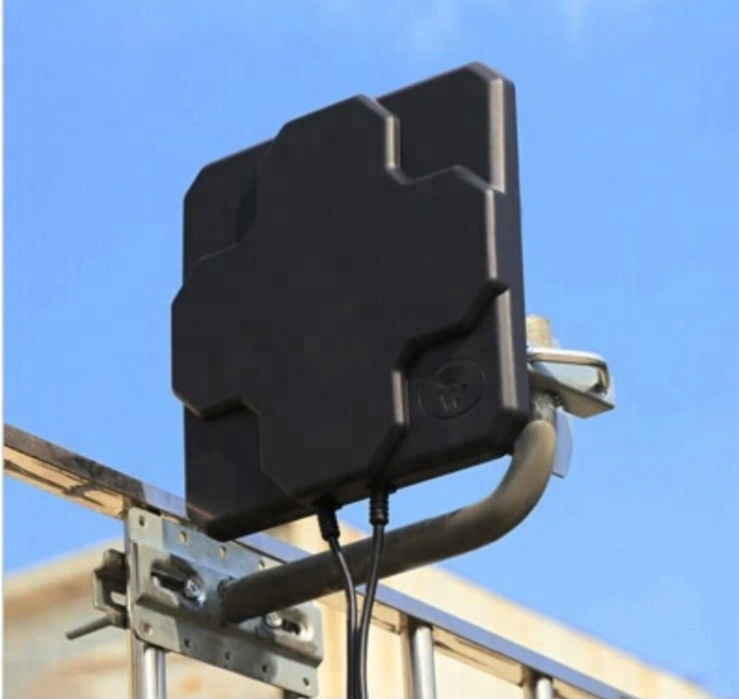 4G LTE <strong>antenna</strong> Outdoor Panel 18dbi High Gain 698-2690MHz Aerial Directional MIMO External <strong>Antenna</strong>