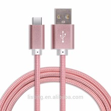2017 mobile phone charging usb cable micro