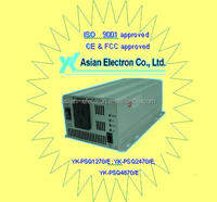 700W pure sine wave inverter with input 48VDC and output 110VAC/220VAC Led indicators in front Panel 700W inverter