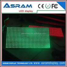 french aliexpress Outdoor Waterproof P10 Red Color LED Display Module