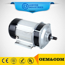 48v 1000w 1kw brushless dc electric motor for tricycle