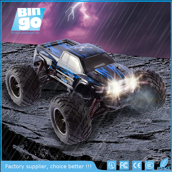 Bingo Amazon HOT 9116/S912 35MPH 1/12 Scale 2.4GHz RC Car Monster Truck