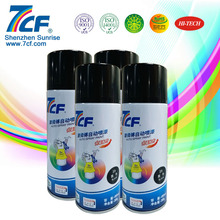 High Quality Shenzhen Sunrise Brand 7CF Spray Paint for Leather
